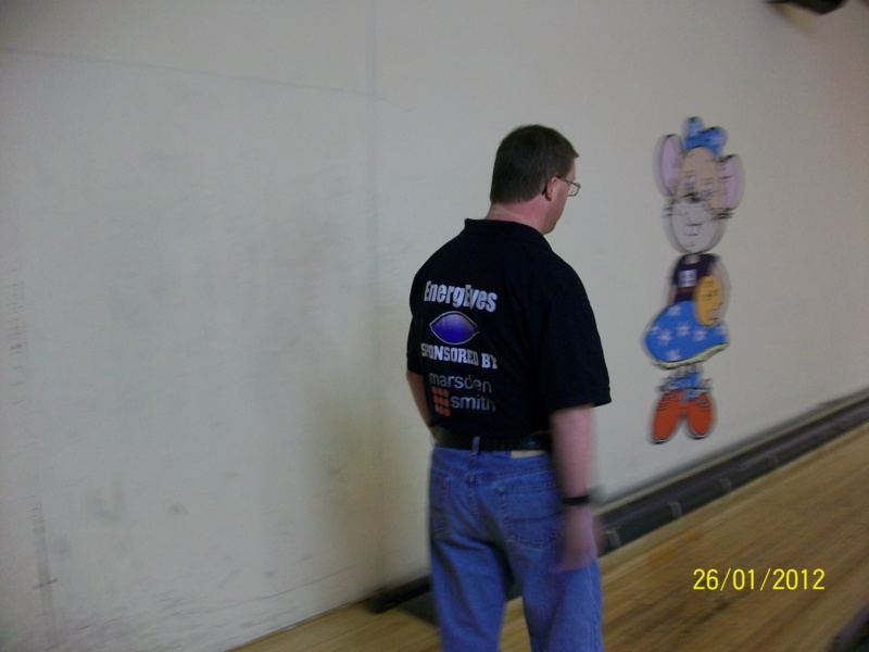 Andrew Lindell, Ten Pin Bowling