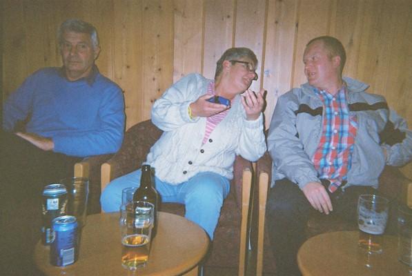 Spud, Babs& Paul