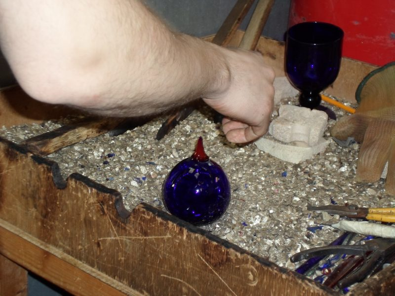 Janes bauble with hook on