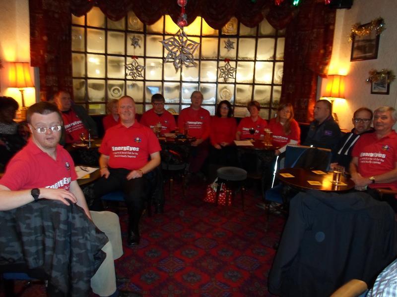 Members in the bar at The Regency Inn