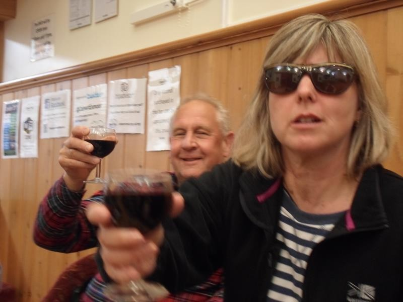 Cheers Su and Tony