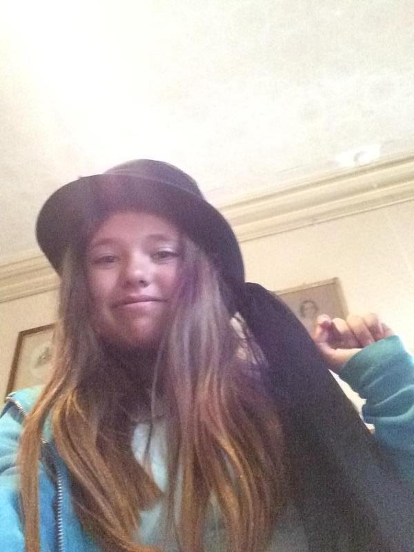 Hayley again