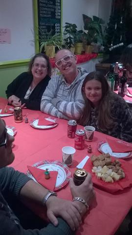 Sheena, Mike, Hayley and Rob