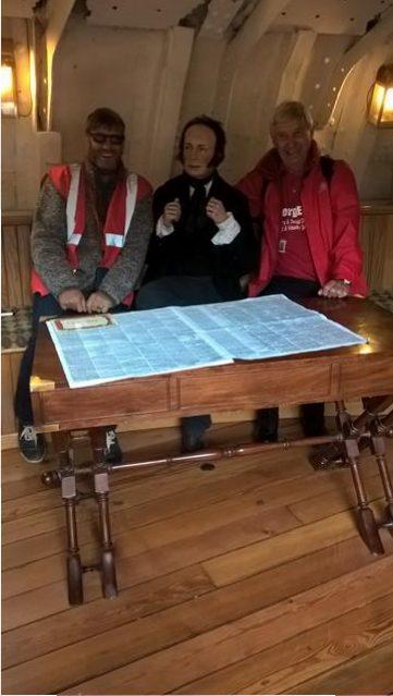 Alan, Isambard Kingdom Brunel & Spud