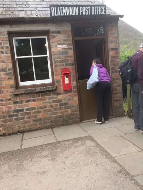 Blaenwaun Post Office