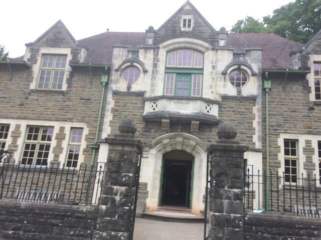 Oakdale Workmen's Institute, St Fagans