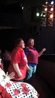 JAYNE SINGING & DANCING