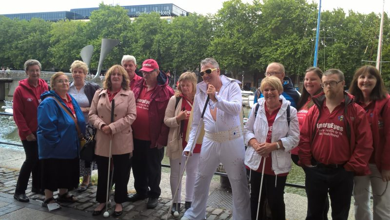 THE GANG - VAL, JAYNE, MARGARET, JEAN, SPUD, ERNEST, JULIE, ELVIS (AKA JOHN) JAMES, PAM, MICHELLE, ANDREW, CLARE.