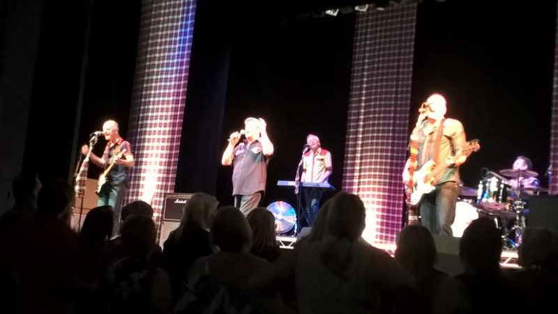 BAY CITY ROLLERS ON STAGE