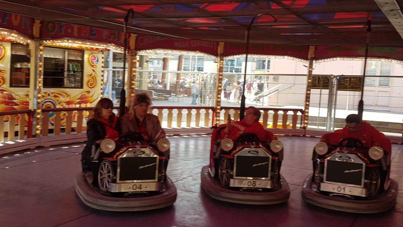 Julie and John, Jayne and Ernest