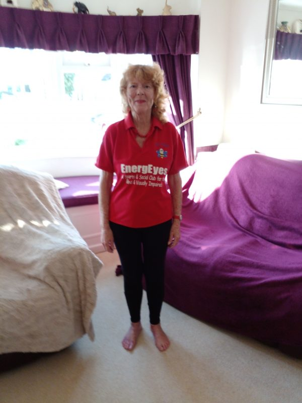 AILEEN, READY GO TO ENERGEYES'S FIRST EVENT SINCE MARCH 2020. HURRAH!!